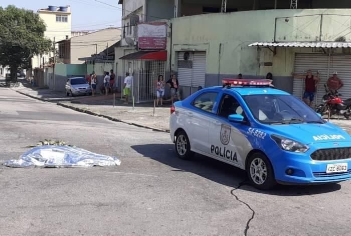 Lutador é encontrado morto próximo à UPA na Zona Norte
