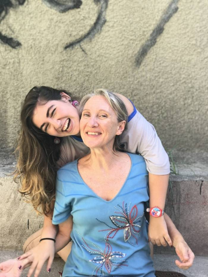 Dora Freind e Suzanna Kruger