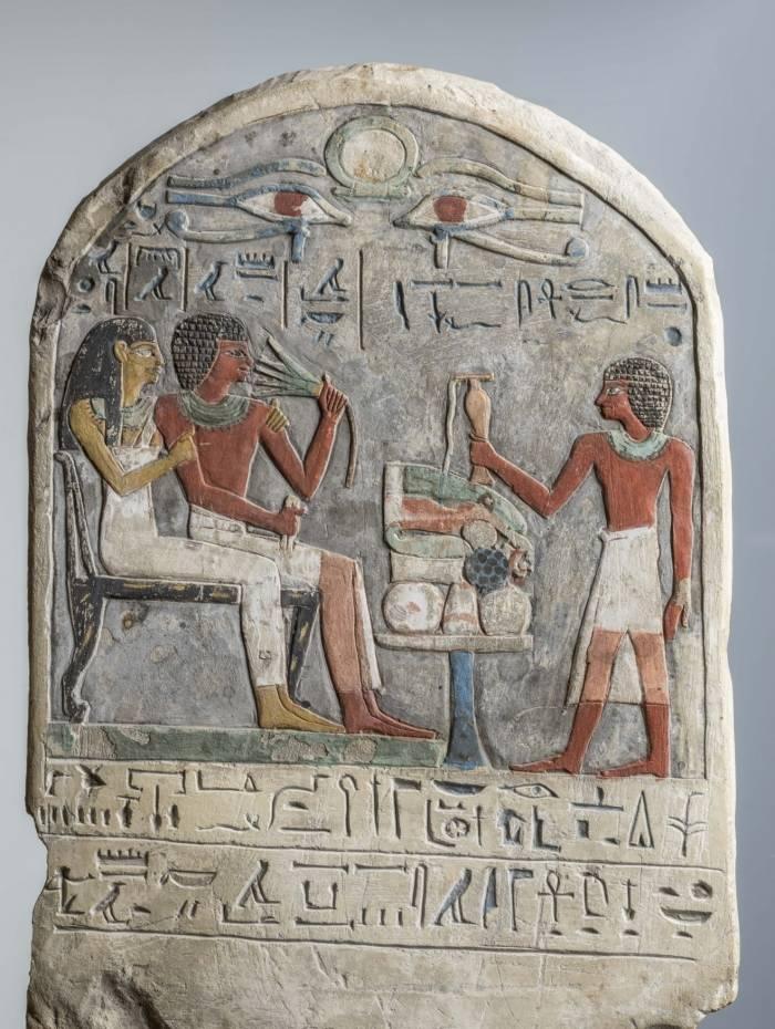 Peça da mostra 'Egito Antigo'