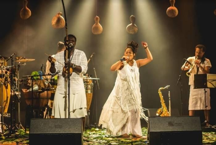 Grupo Awurê, de Madureira: proposta de reafricanizar o samba