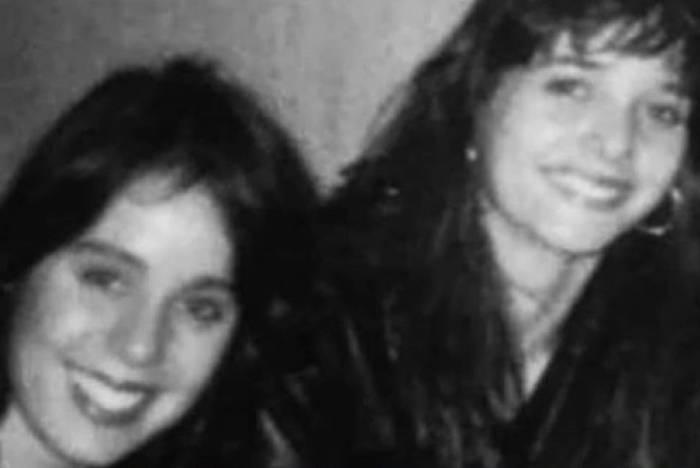 Claudia Mauro e Daniella Perez