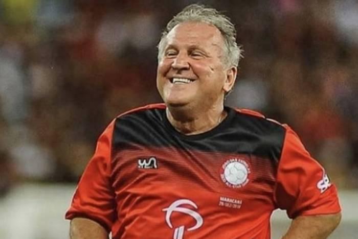 Zico: 'Todos do Flamengo estão de parabéns pelo o que fizeram ao longo do ano'