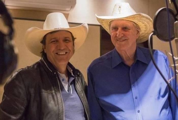Juliano Cezar, de 58 anos, teve uma parada cardiorrespiratória durante um show no Paraná