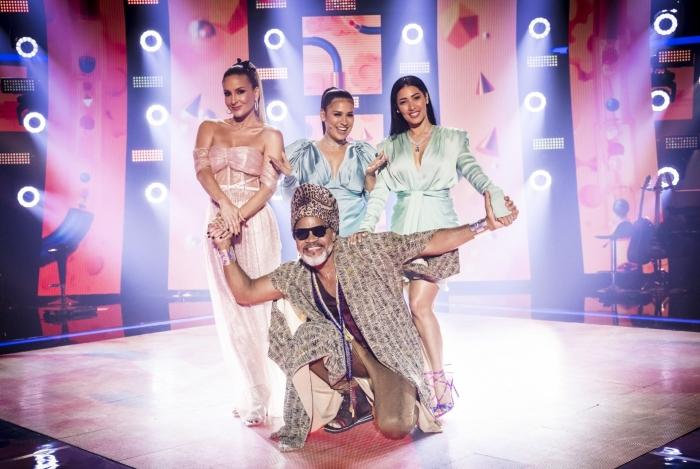 'Carlinhos Brown, Claudia Leitte e Simone & Simaria: os técnicos do The Voice Kids'