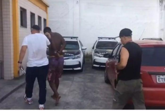 Homem é preso na praia de Ponta Negra, Maricá