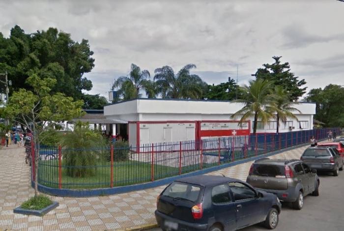 Curto-circuito provocou princípio de incêndio na Unidade Pré-Hospitalar do Parque Equitativa, em Santa Cruz da Serra, em Caxias