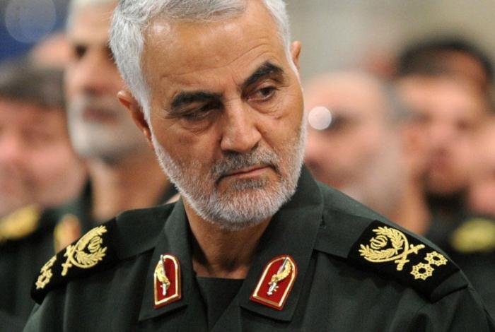 General iraniano Qasem Soleimani
