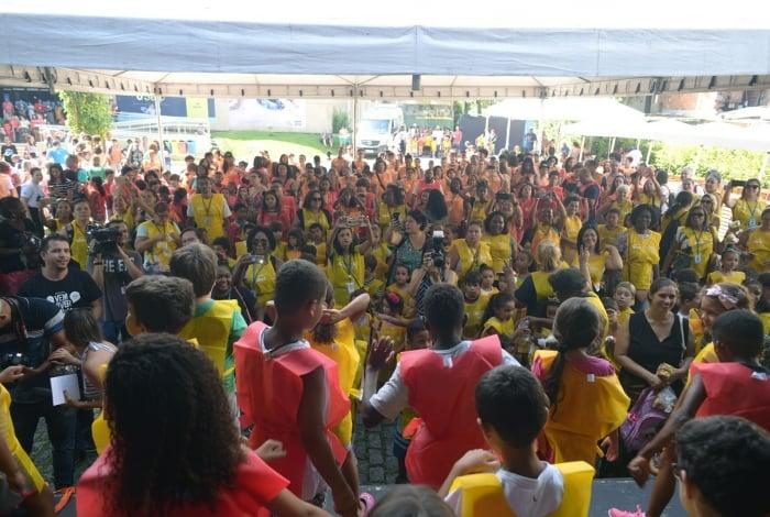 Colônia de férias da prefeitura do Rio vai acontecer em oito locais