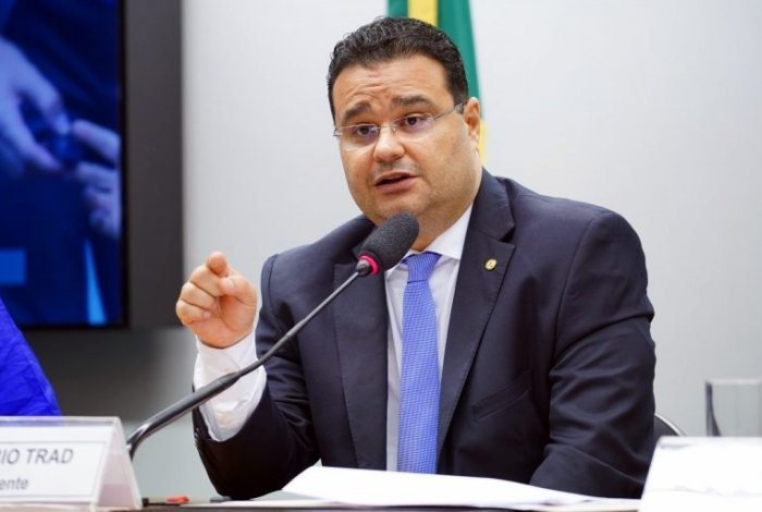 deputado Fábio Trad (PSD-MS)