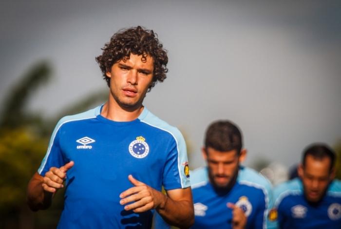 Dodô, do Cruzeiro