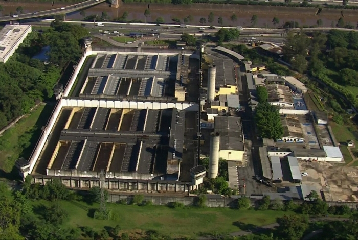 Centro de Detenção Provisória Belém na Zona Leste de São Paulo