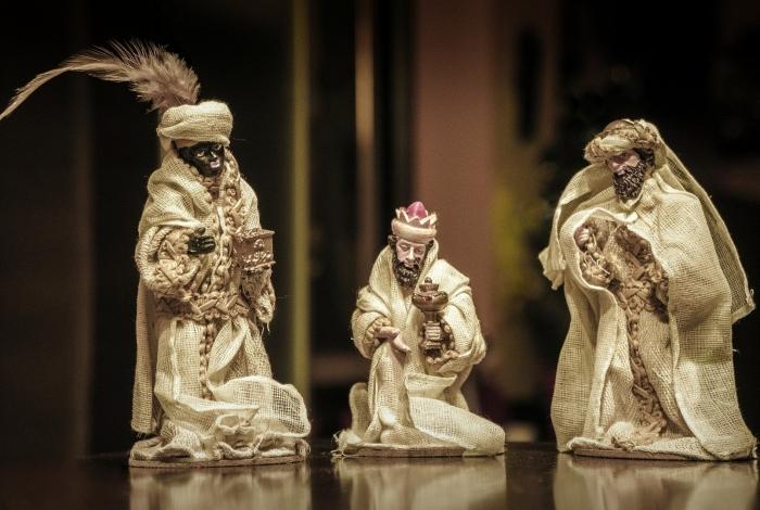 Ao contrário do que se pensa, os reis magos saíram de seus lugares de origem e não viajaram juntos para o encontro com o menino Jesus