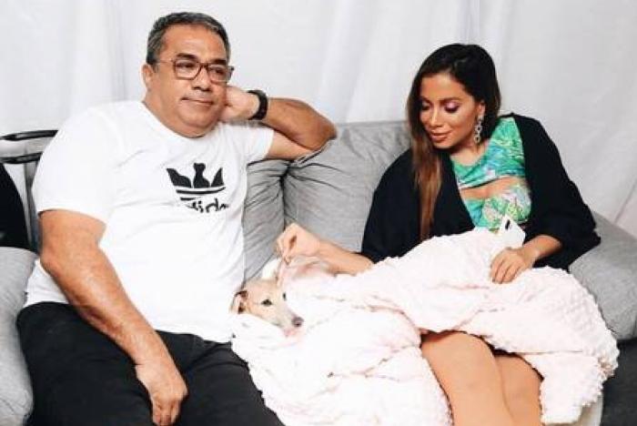 Mauro Machado, o Painitto, e Anitta