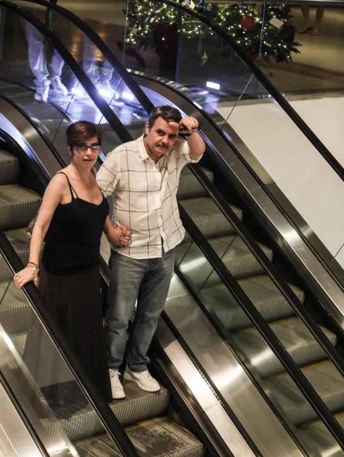 Lídia Brondi e Cássio Gabus Mendes