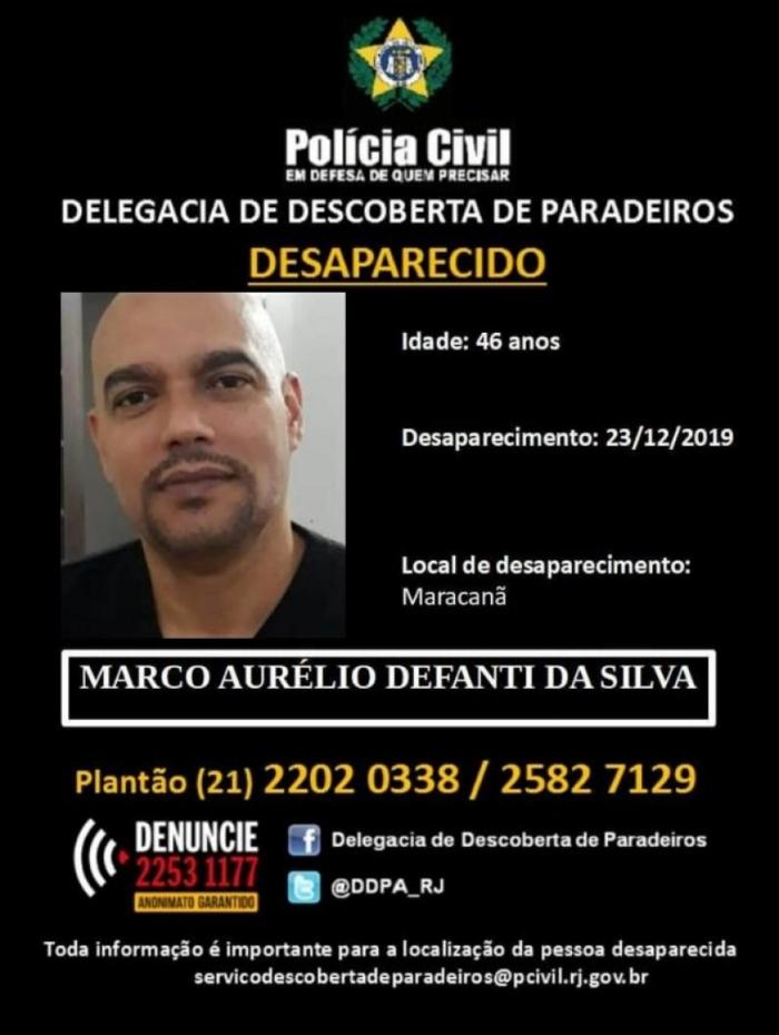 Marco Aurélio Defanti da Silva