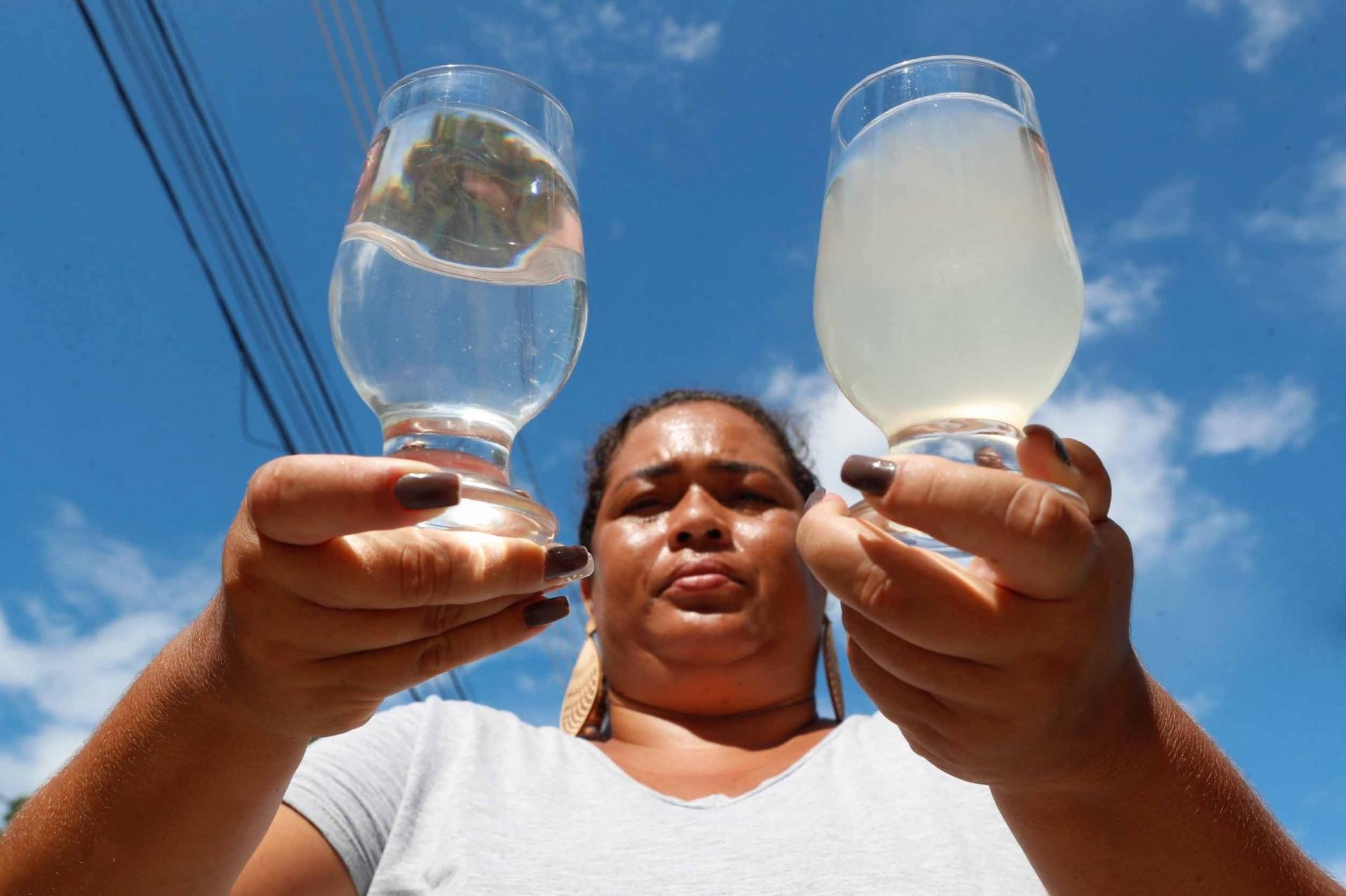 agua contaminada rio de janeiro 2020 sintomas