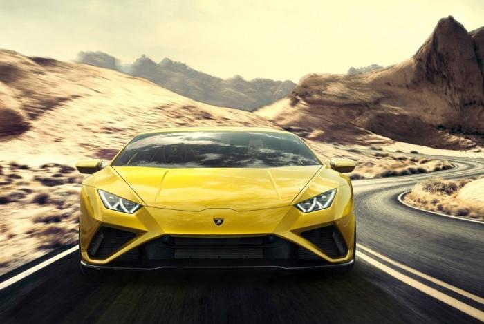 Lamborghini lança linha 2020 do Huracán e inclui versão com tração traseira