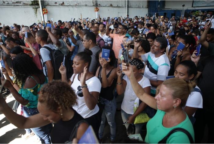 Apesar do cenário ruim de fechamento de vagas, há empresas e feiras de emprego com número tímido de vagas no período da pandemia