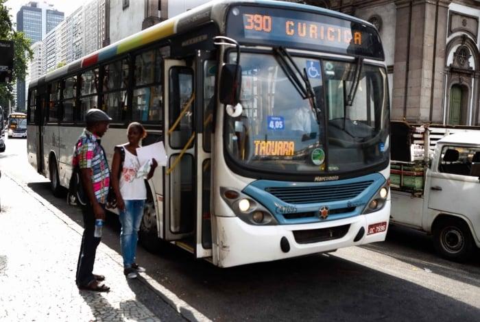 Ônibus da linha 390 que vai para Curicica não tem ar condicionado