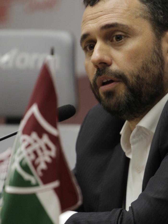 Mário Bittencourt está fazendo o Fluminense ressurgir das cinzas