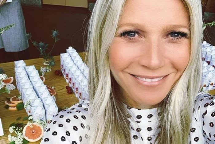 Atriz de Vingadores, Gwyneth Paltrow está vendendo vela com o aroma de sua vagina