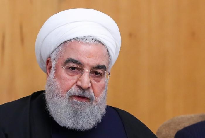 Presidente do Irã, Hassan Rohani