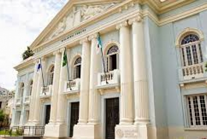 A Biblioteca Parque de Niterói fica na Praça da República