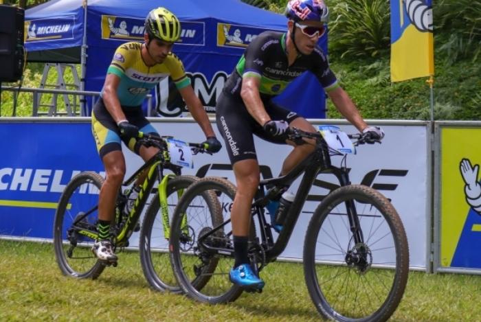A Copa Internacional de Mountain Bike acontece há 25 anos e recebe atletas de 20 países e quatro continentes