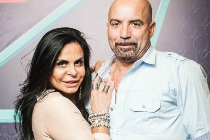 Gretchen e Carlos Marques