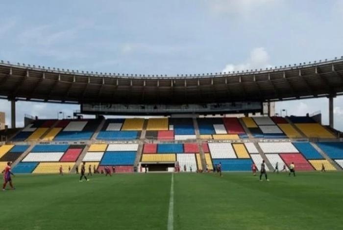 Estádio Kleber Andrade, em Cariacica