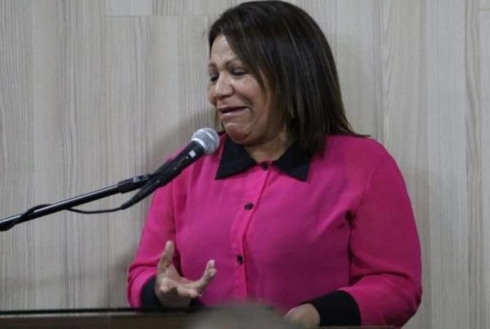 Antes de ser presa no domingo, a ex-vereadora Linda Mara havia sido detida em 2016 pelo envolvimento no esquema de compra do votos do programa Cheque Cidadão