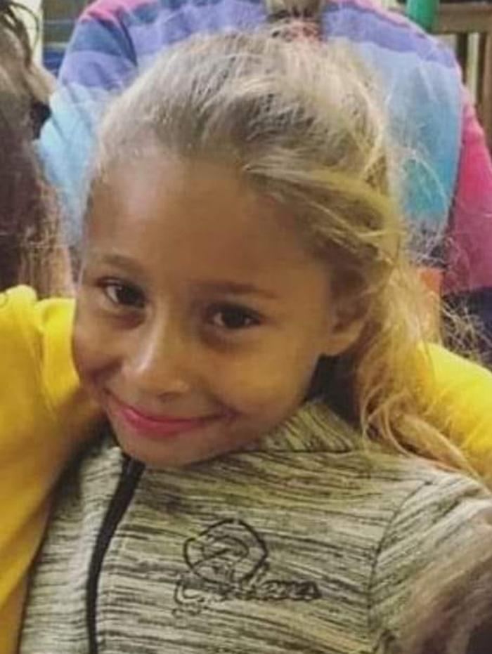 Emanuelle Pestana de Castro, de 8 anos, desapareceu no fim da tarde de sexta-feira (10), em Chavantes (SP)
