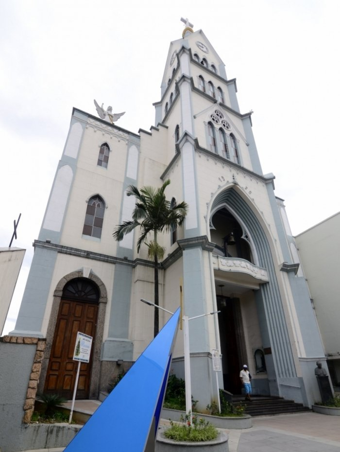 A missa em comemoração ao aniversário da cidade será na Catedral de Santo Antônio