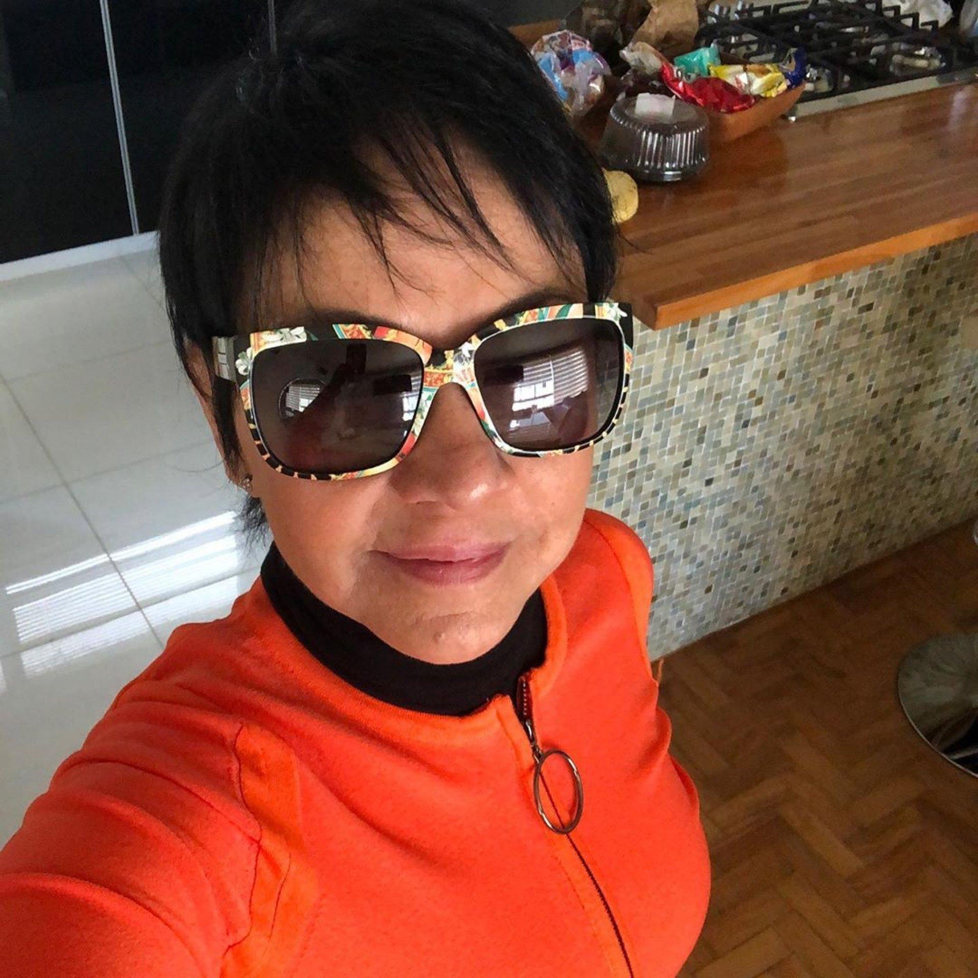 A ex-diretora da Rede Globo, Cininha de Paula