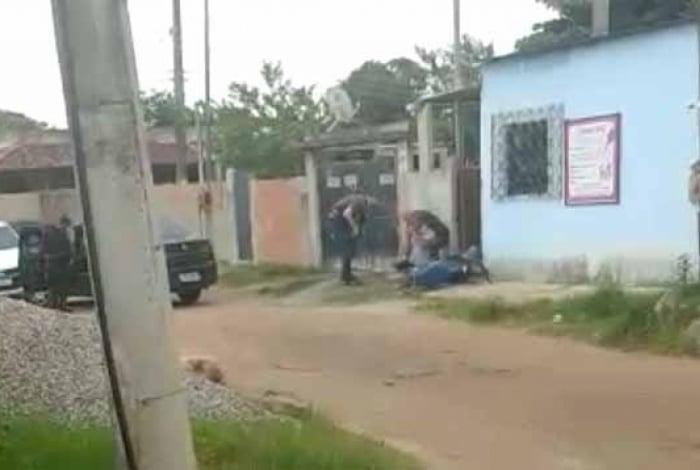 Bebezão foi capturado no bairro Cabuçu