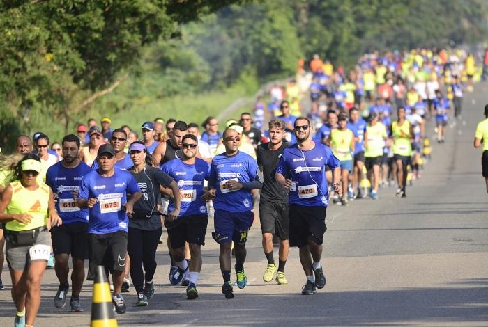 Mais de mil atletas devem participar da corrida na Baixada