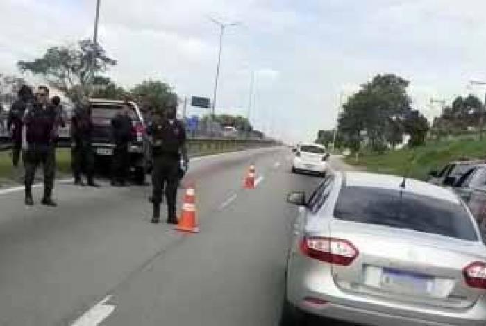 Caso aconteceu na Rodovia Niterói-Manilha, na altura de Itaúna