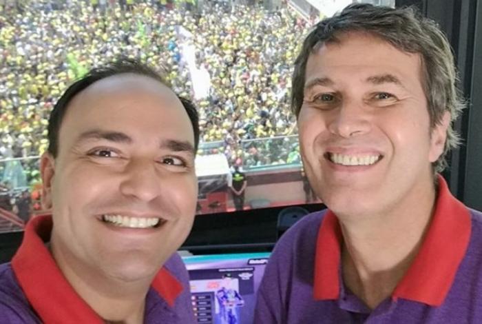 Guto Nejain e Fausto Macieira