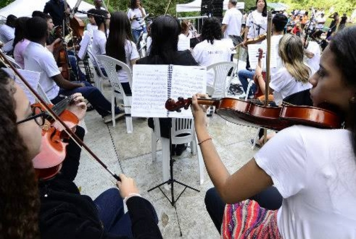 A Orquestra Sinfônica de Nova Iguaçu foi fundada emagosto de 2011