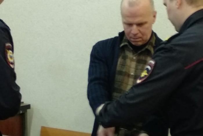 Vladimir Alushkin foi preso na Rússia