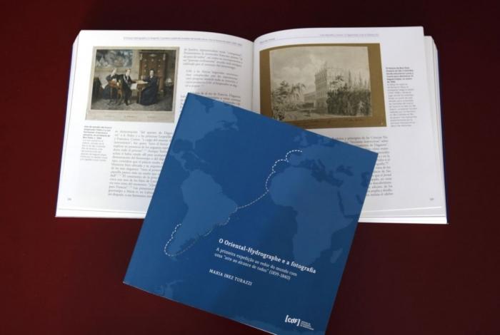 Historiadora lança livro com a primeira fotografia do Rio de Janeiro