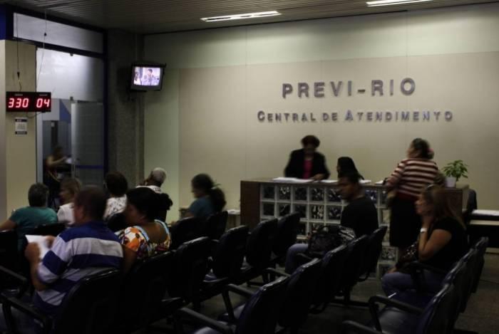 O Previ-Rio administra fundo previdenciário de servidores
