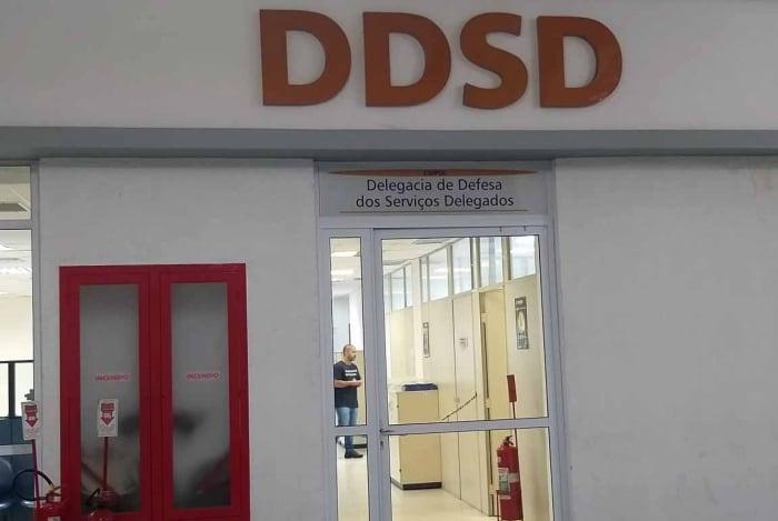 Caso é investigado pela Delegacia de Defesa dos Serviços Delegados
