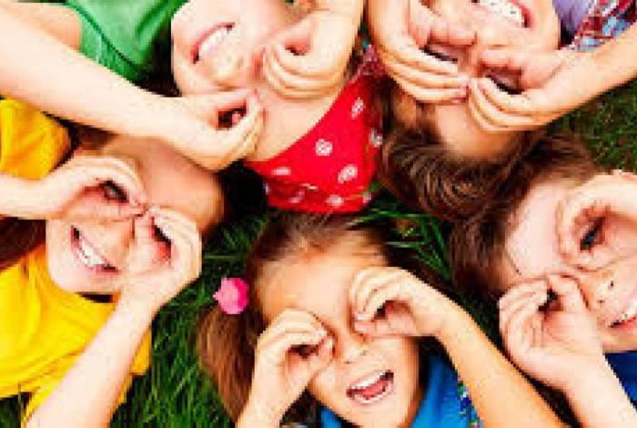 As crianças terão várias opções de brincadeiras no evento Sesc Verão no Top