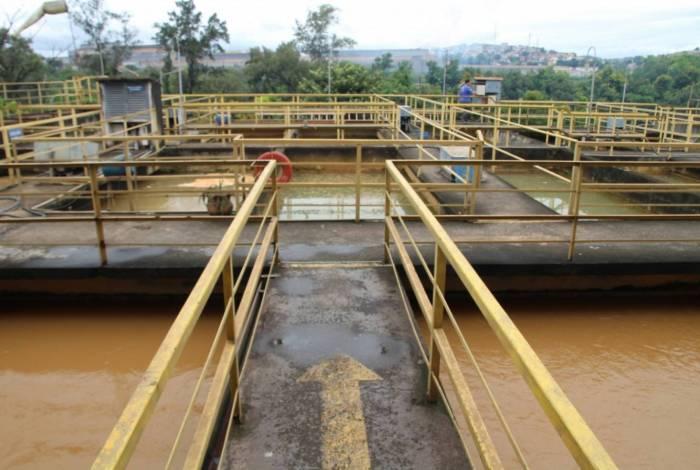 Estação de Tratamento de Água (ETA) do bairro Belmonte volta a funcionar normalmente