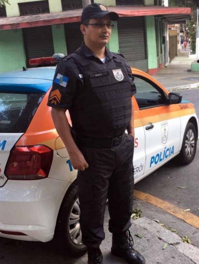 Sargento Max Freitas da Silva