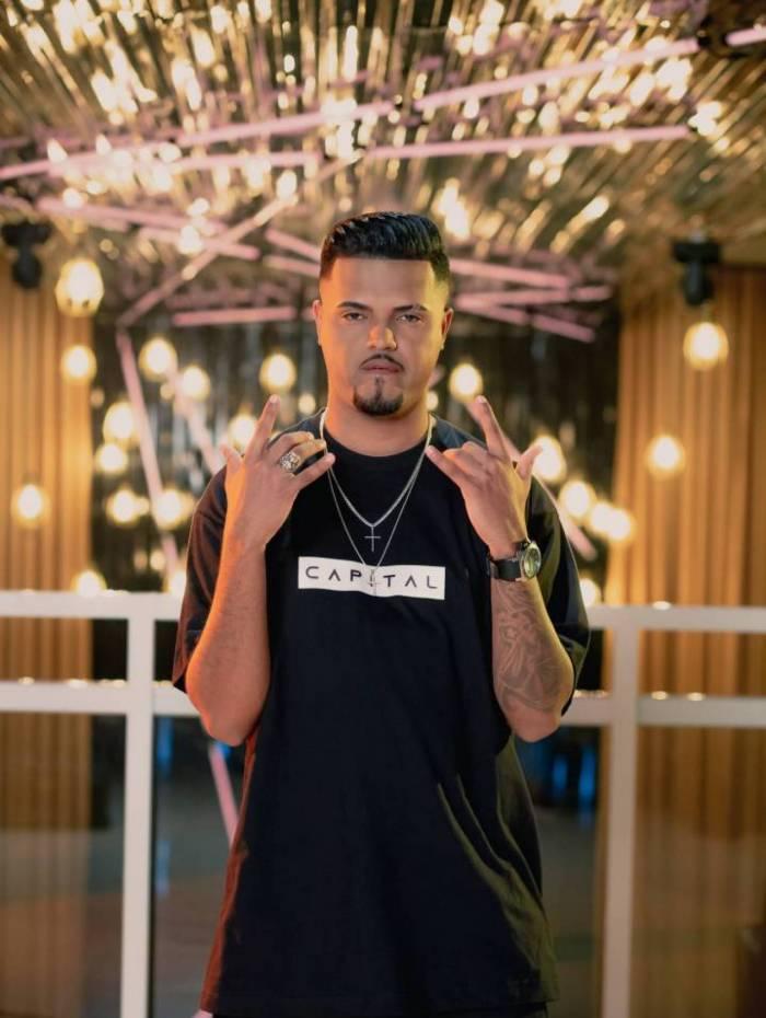 Thiaguinho MT, autor do hit 'Tudo Ok'