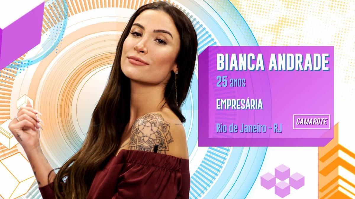 A influenciadora digital Bianca Andrade, da Maré, e o ator Babu Santana, do Vidigal, estão entre os confirmados do BBB 20