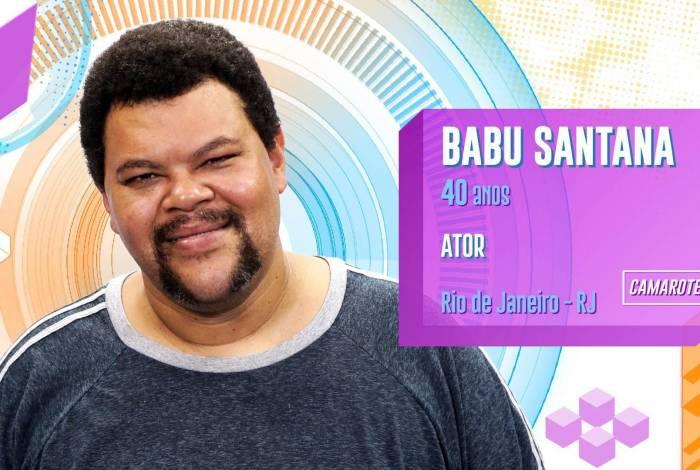 BBB 20 - Babu Santana