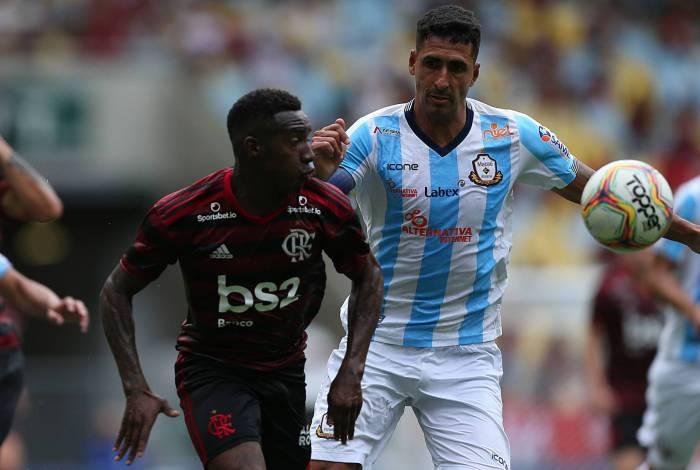 Flamengo empatou sem gols